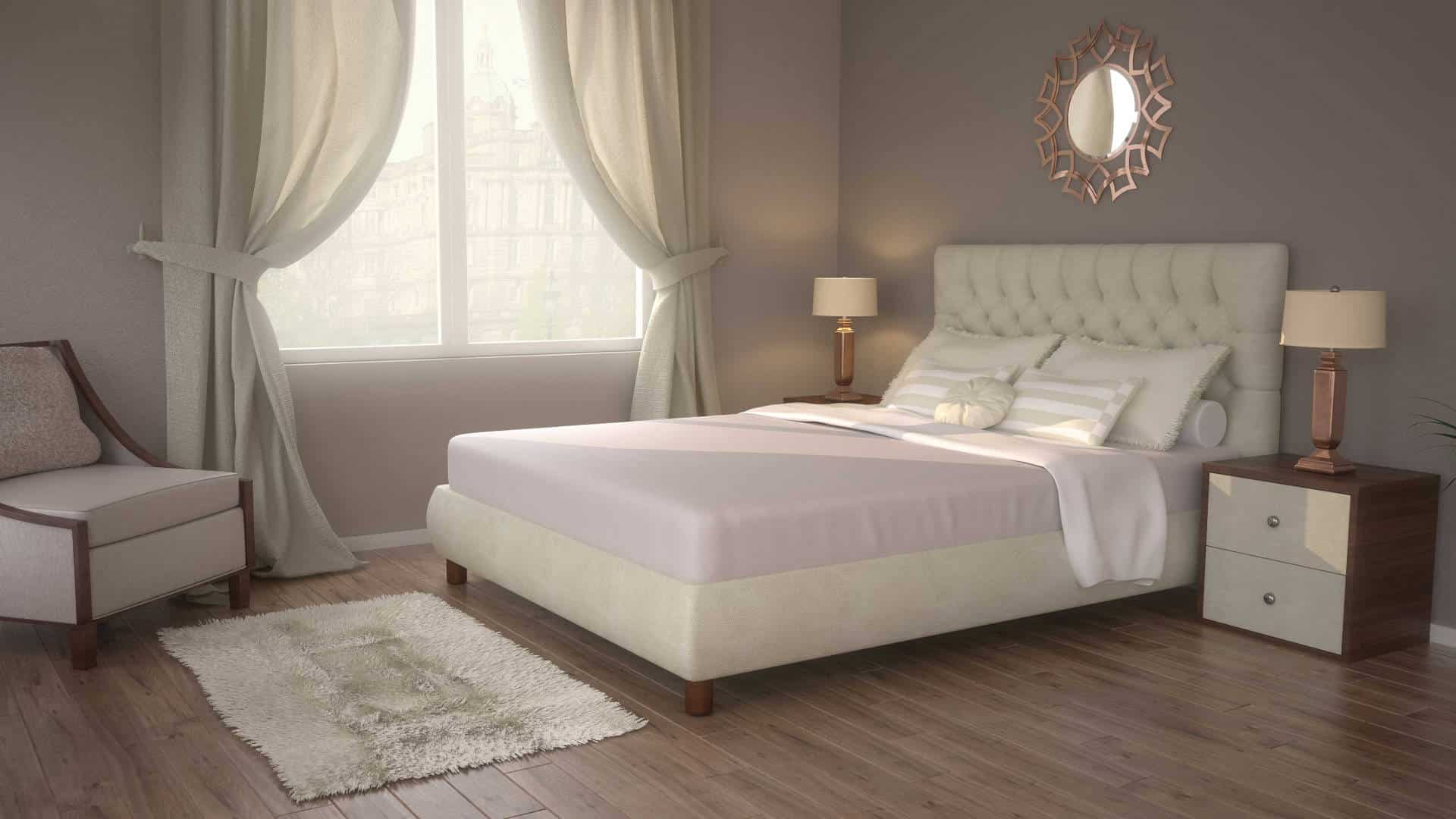 JASMINE Headboard With Core Plus Base