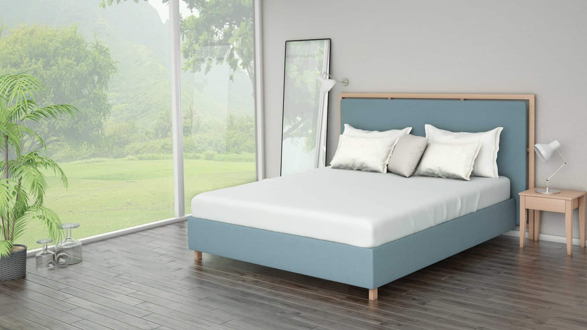 VIGO Headboard With Core Standard Base
