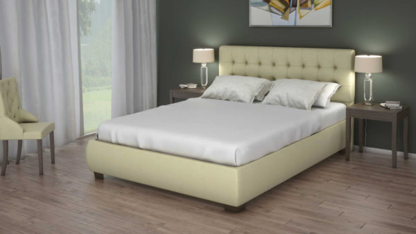 MEDITA Headboard With Core Plus Base