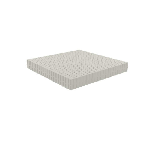 top gray mattress topper